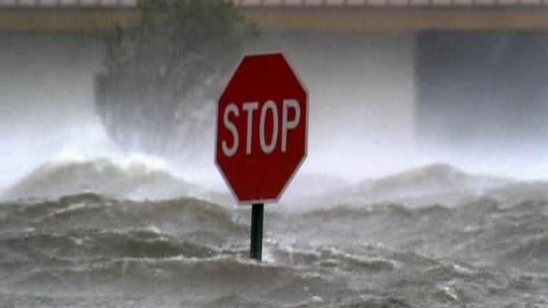 Наводнения и засухи на планете