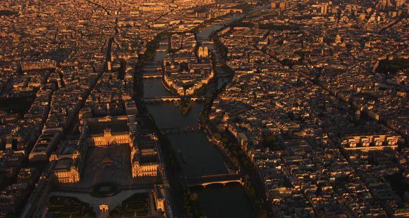 Жажда мира: Париж