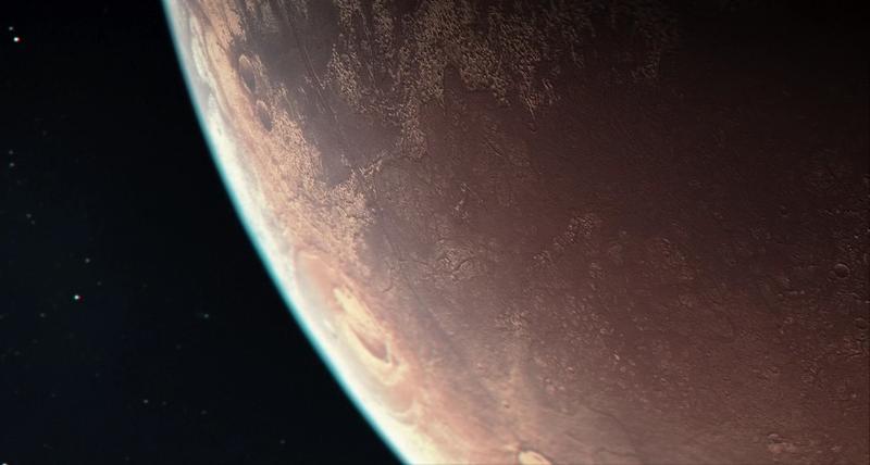 Жажда мира: Марс.