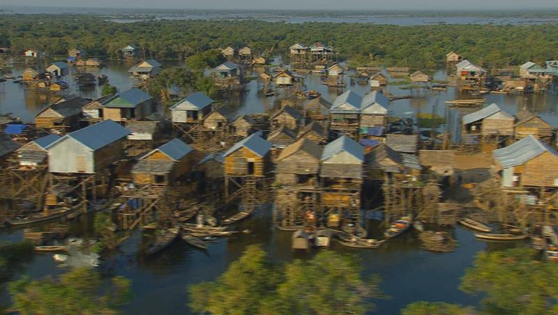Жажда мира: Комбоджа