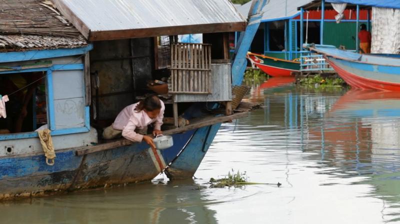 Жажда мира: отравленная вода