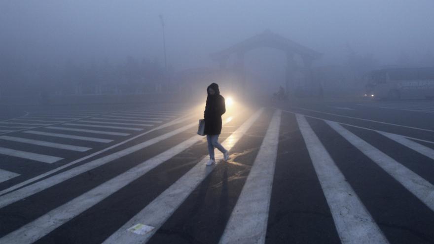 Пекинская столица в сумраке