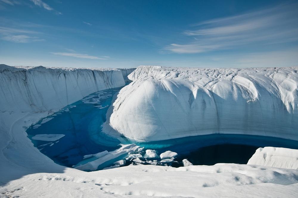 Погоня за льдом