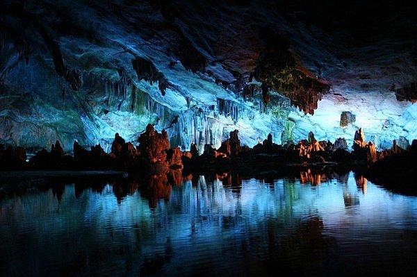 Подземная пещера