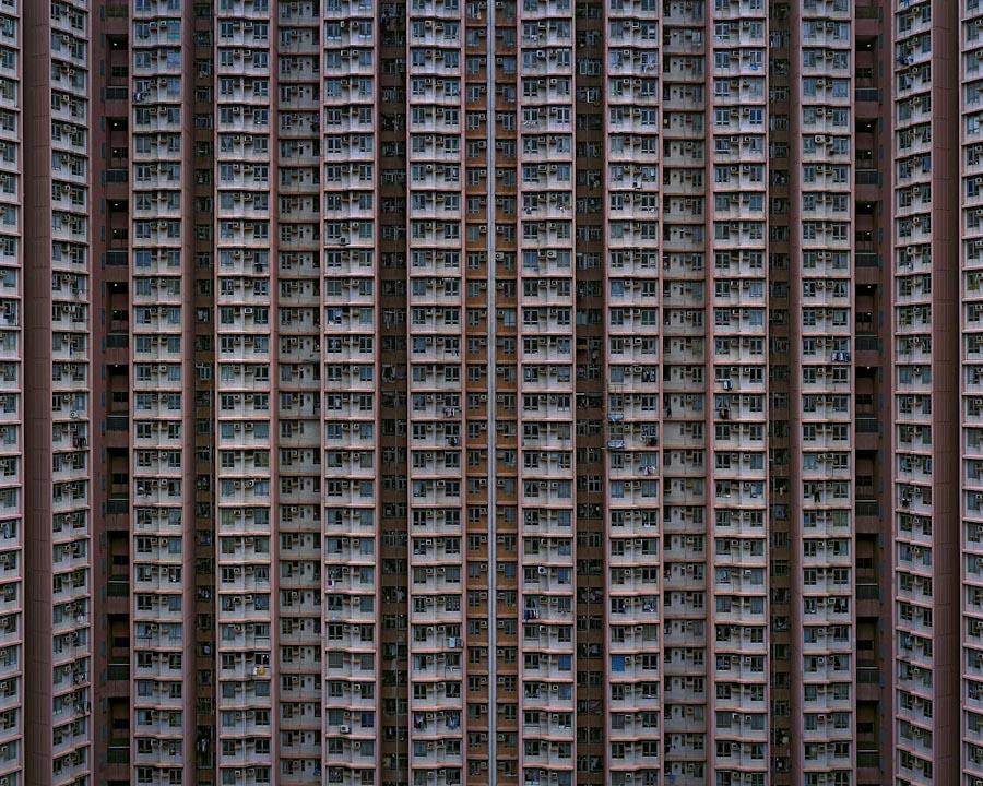 Бетонные джунгли Гонконга