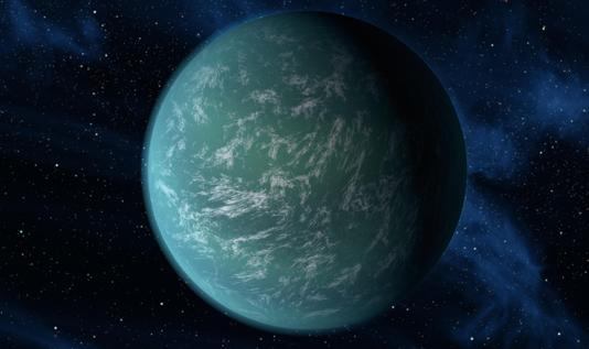 Планета Kepler 22-B