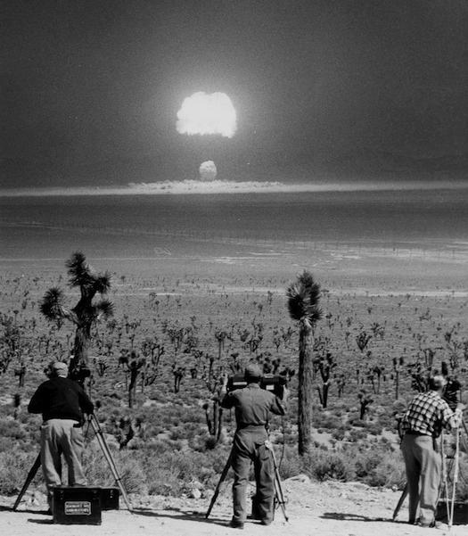 Что станет с Землёй после ядерной войны: результаты компьютерного моделирования