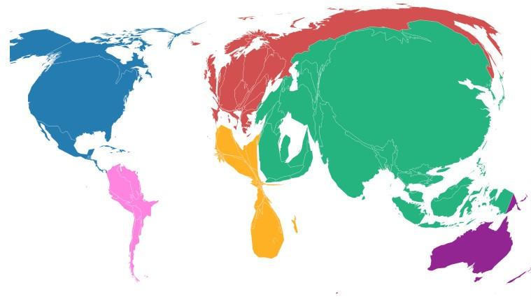 Страны по количеству добытого углеводородного сырья