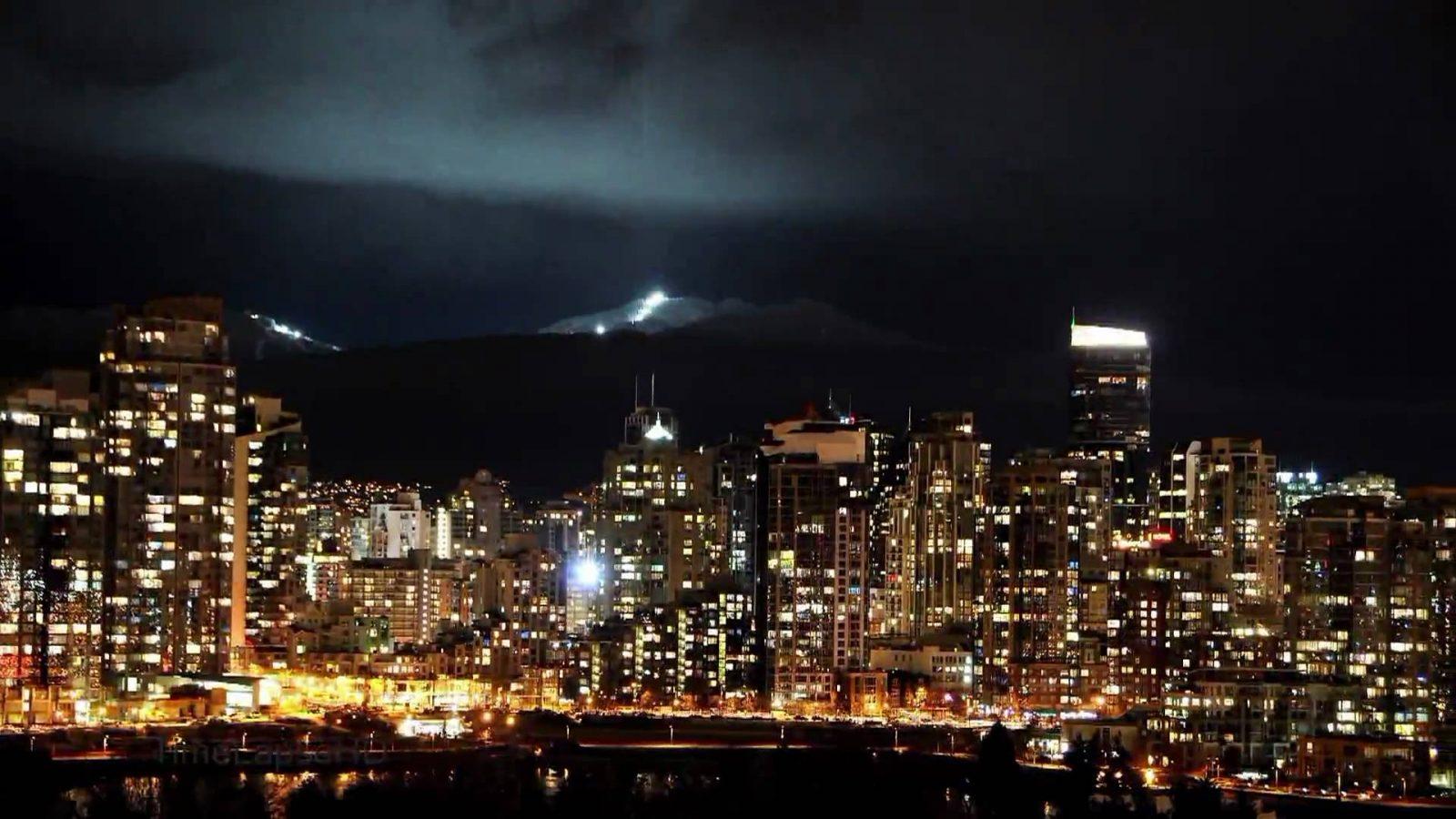 Олимпийский Ванкувер и природа