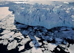 Мощь ледника