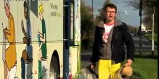 На дорогах Британии появился рейсовый автобус, работающий на фекалиях и других органических отходах