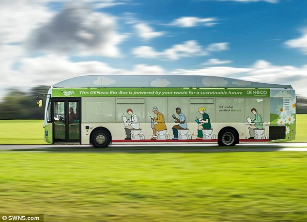 Автобус Bio-bus