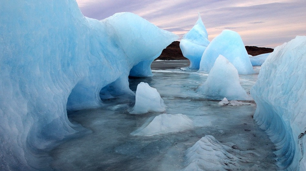 В погоне за ледниками