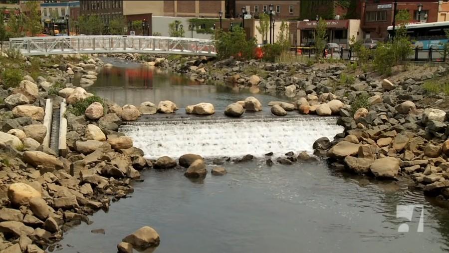 Освобождённая Saw Mill River