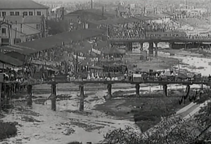 Сеул освобождённая река