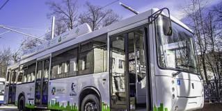 Электробус нового поколения от Камаза и Drive Electro