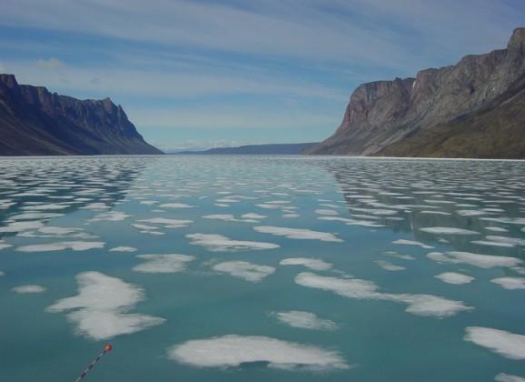 К 2040 году  в Арктике летом не будет льда
