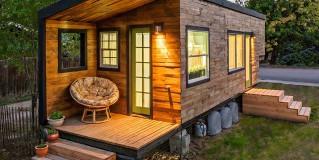 20 лучших «крошечных домов»