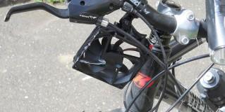 Велосипедный «ветряк» для зарядки телефона