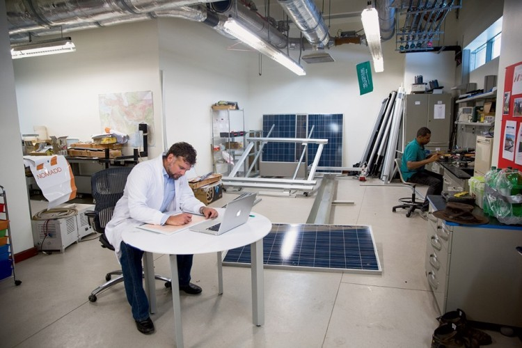 солнечные батареи 3