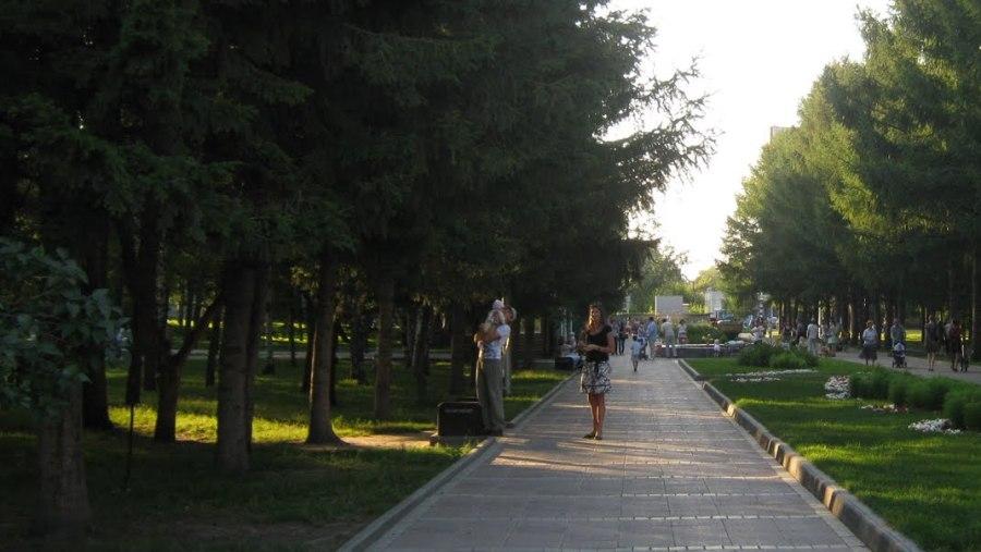 Нарымский сквер