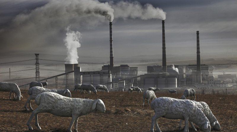 Загрязнение в Китае