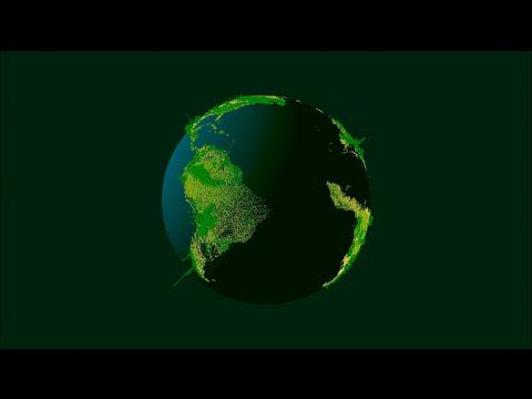 Сколько деревьев на планете?