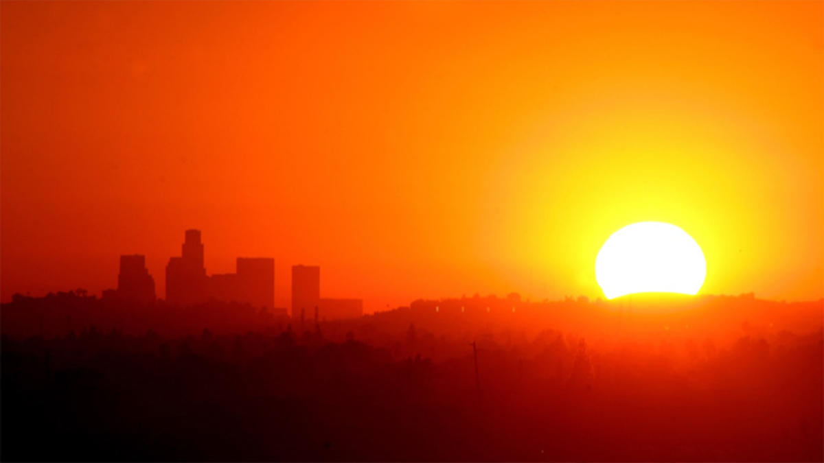 В Северном полушарии сентябрь стал самым тёплым за последние 125 лет