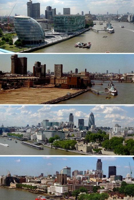 Лондон рост города