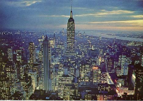 Рост Нью-Йорка