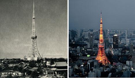 Токио История