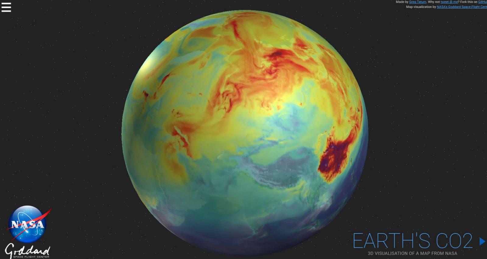 Эмиссия CO2