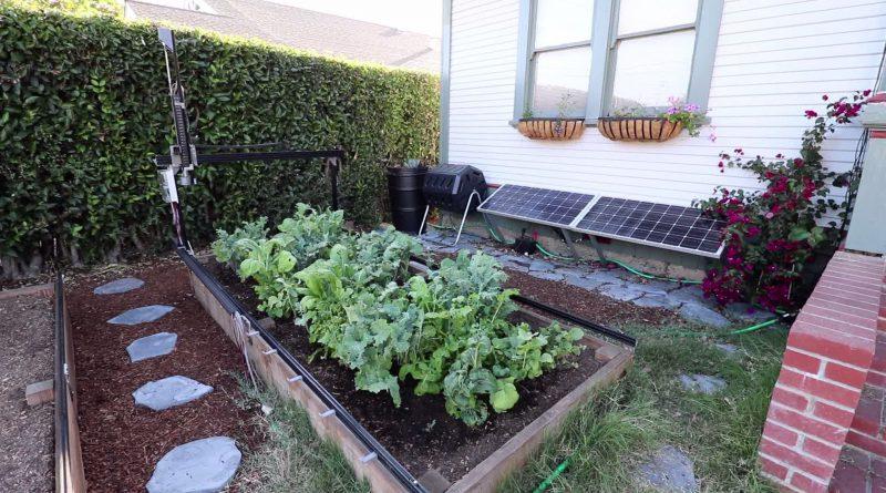 FarmBot Genesis — «робоферма», которая выращивает овощи без вашего участия