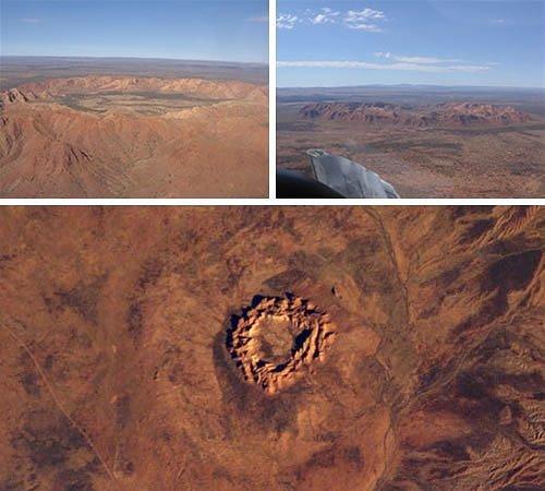 Gosses Bluff, Австралия