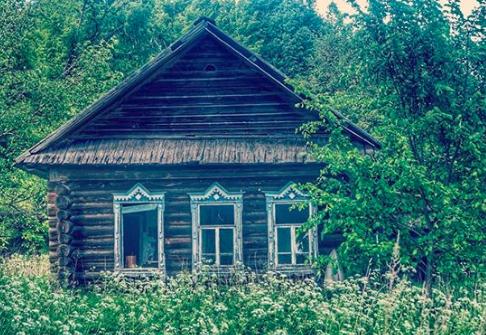 Хроники гибели русской деревни