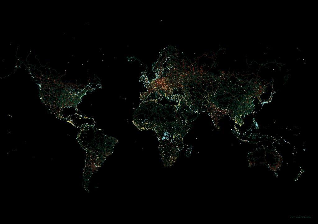 Инфраструктура планеты Земля