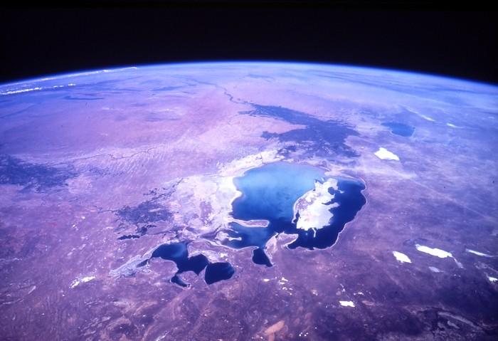 Аральское море, Казахстан, СНГ