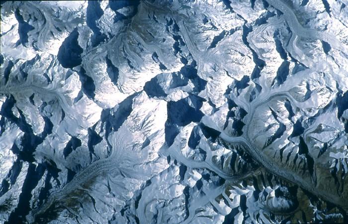 Гора Эверест, Непал