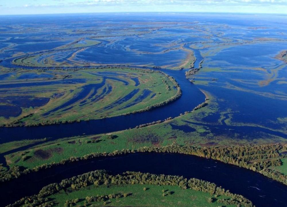 Поворот сибирских рек